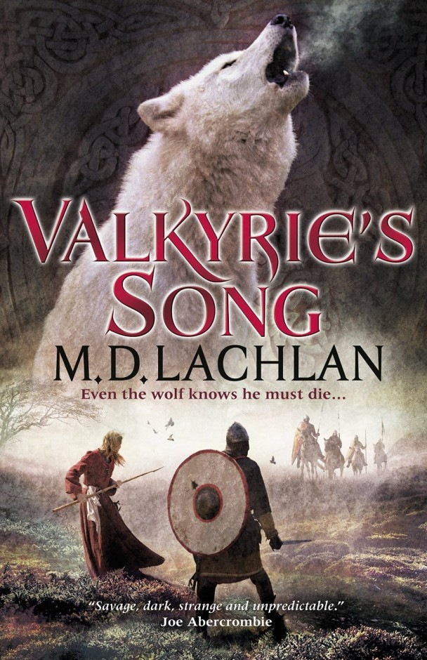 Valkyrie's Song - M.D. Lachlan