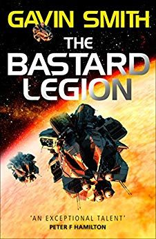 The Bastard Legion - Gavin Smith