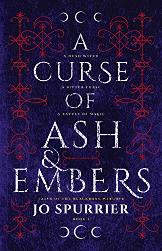A Curse of Ash and Embers - Jo Spurrier