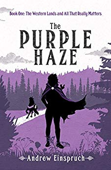 The Purple Haze - Andrew Einspruch