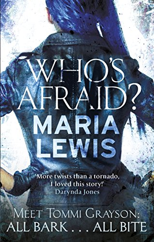 Who's Afraid? - Maria Lewis